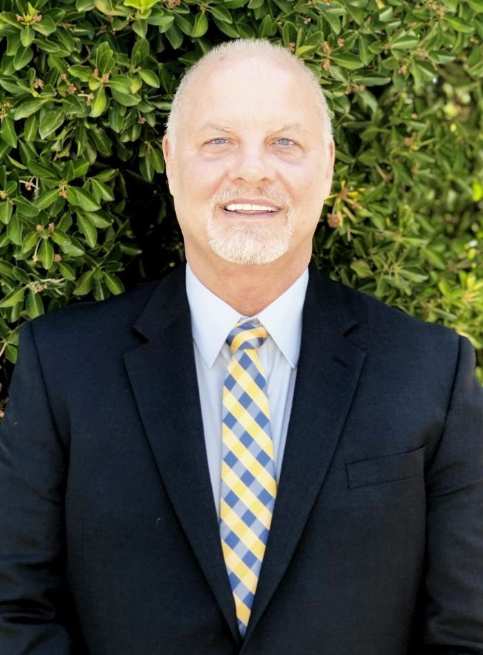 County Superintendent Dr. Steven Russell