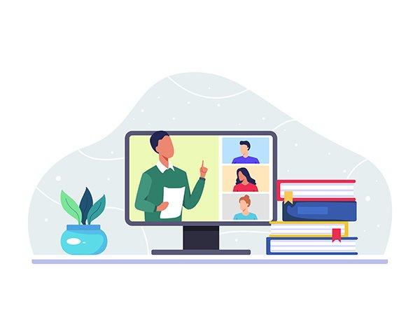 Virtual-School Options link