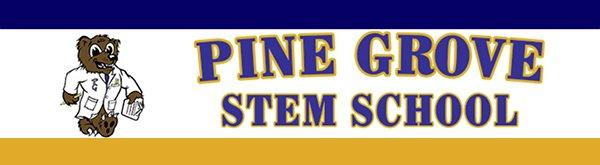 Pine Grove Elementary banner